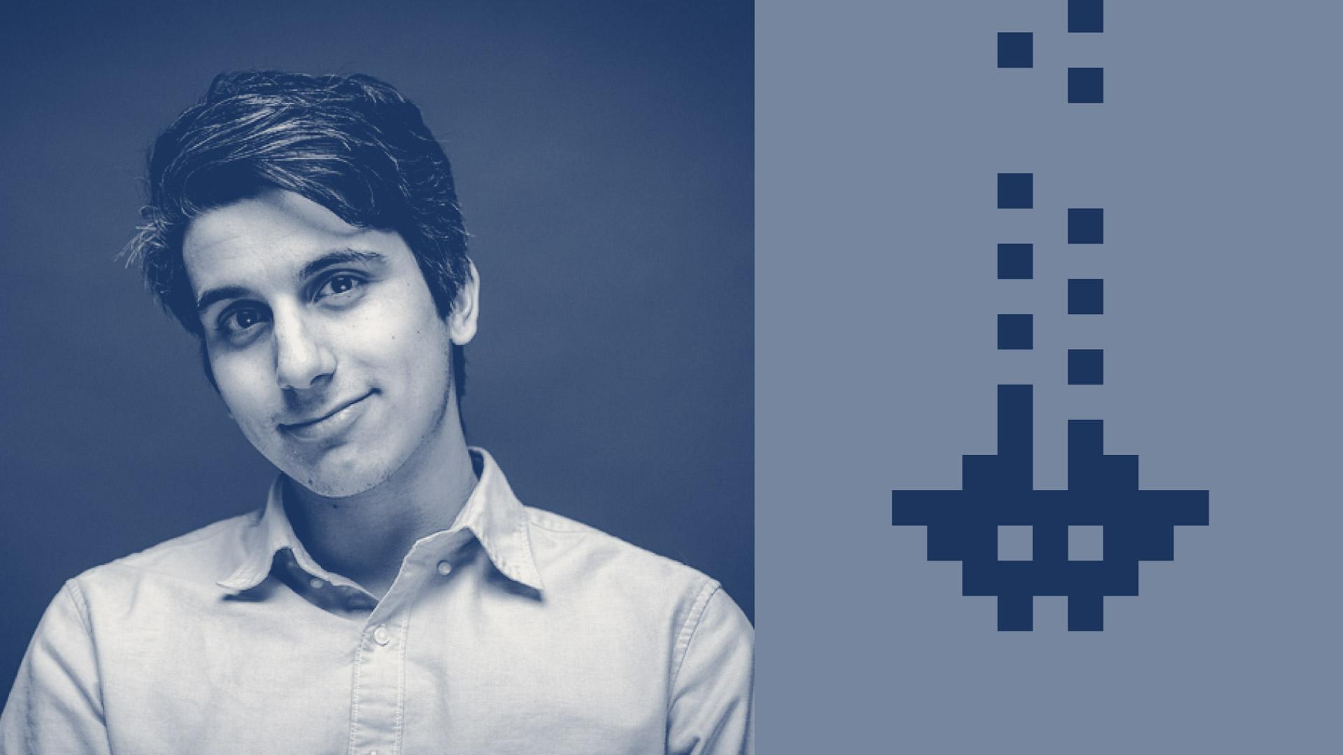 Meet gaming analytics pro (and self-avowed nongamer) Zach Kamran