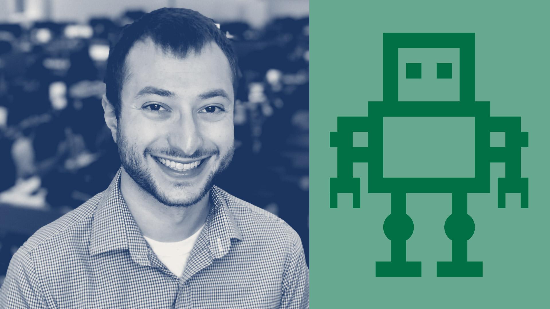 Meet software engineer and app-developer Jake Goldrich