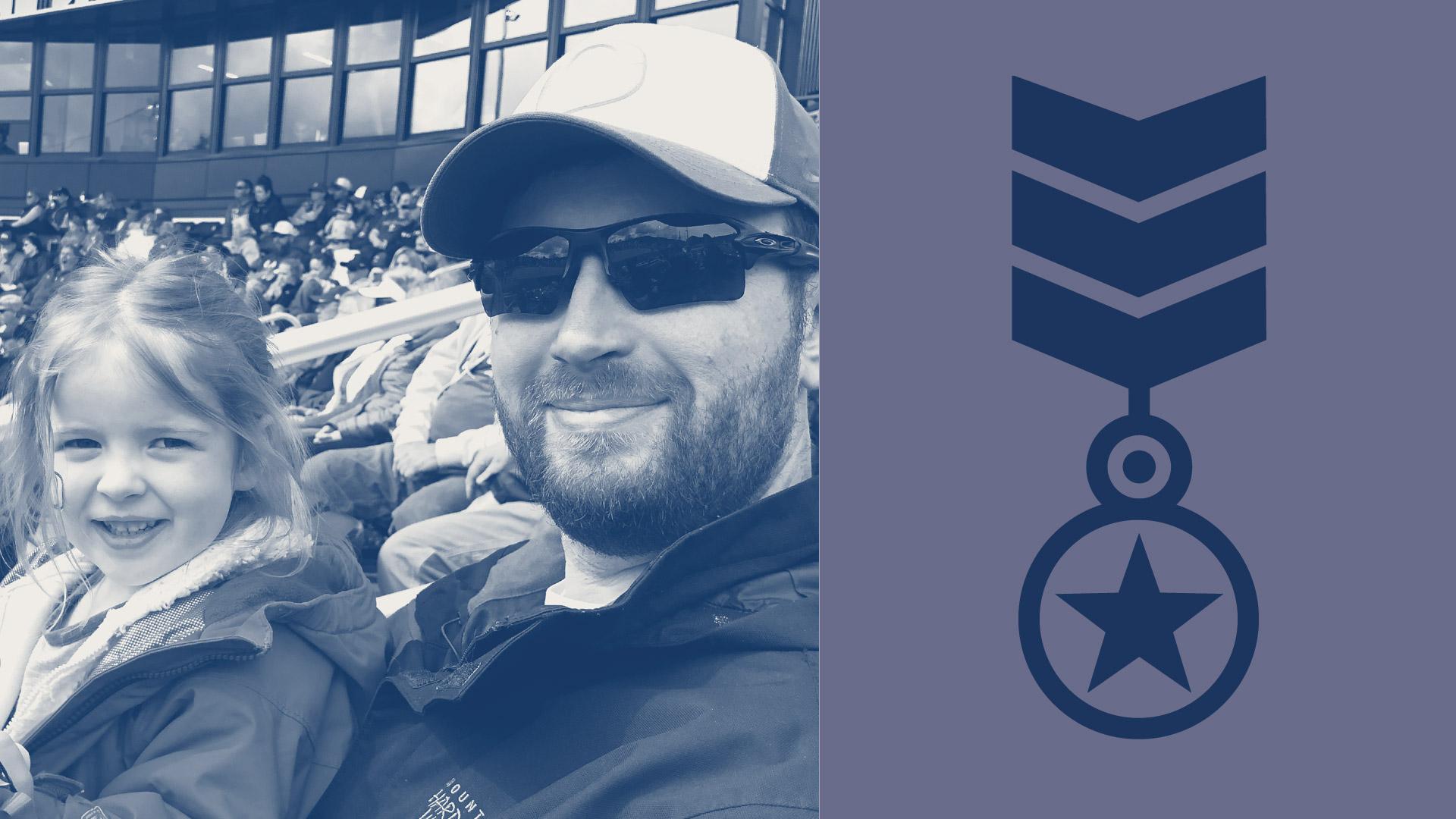 Meet U.S. Army veteran and software developer Brent McManus