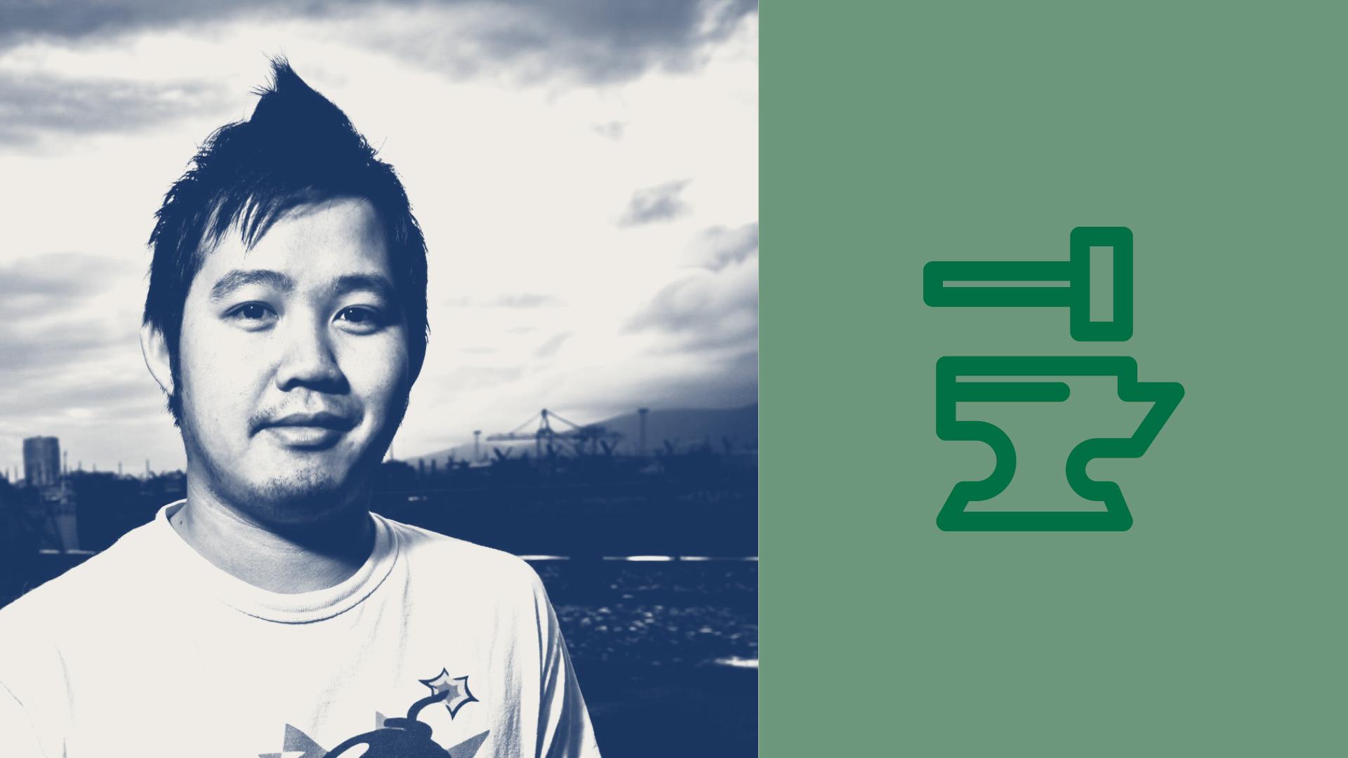 Meet Belfast-based software engineer and pizza bagel innovator Herman Chan