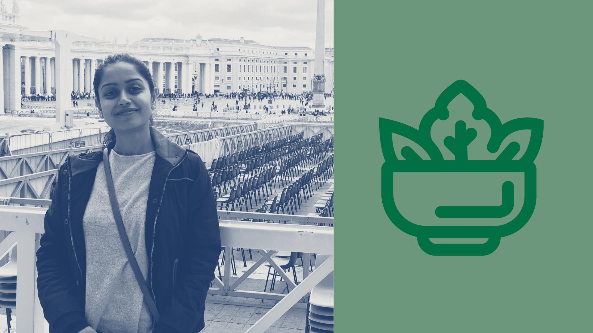 Meet Belfast-based software developer and poet-environmentalist Shafika Naaz
